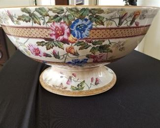 Punch bowl from 1876 Philadelphia World Fair