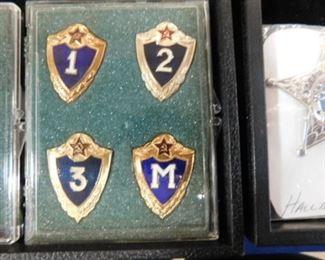 Russia Proficiency badges