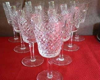 WATERFORD ALANA WATER GOBLETS