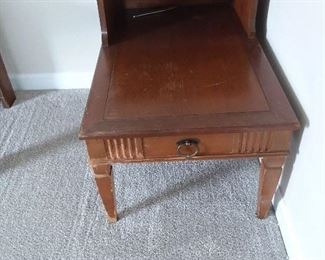 step end table $25.00