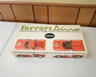 COMPLETE SLOT CAR
