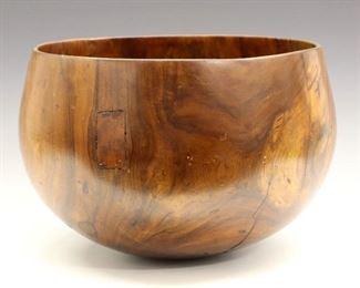 19th c. Hawaiian Poi Bowl