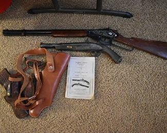FAUX GUNS