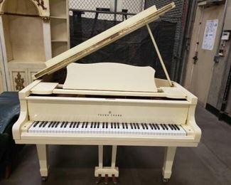 "#1500: Young Chang Grand Piano 62"" Young Chang Grand Piano 62"""