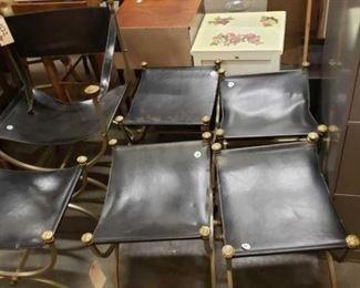 #1522: 4 Chairs and Captains Chair 4 Chairs and Captains Chair