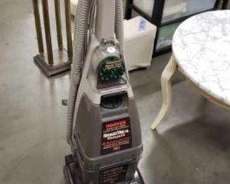 #1534: Hoover Steamvac Widepath Vacuum Hoover Steamvac Widepath Vacuum Model F6020-900