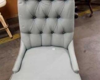 #1543: Vintage Blue Chair Vintage Blue Chair