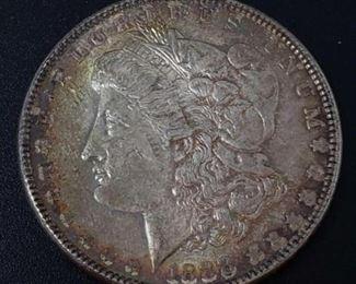 #252: 1922 Silver Peace Dollar, San Francisco Mint San Francisco Mint