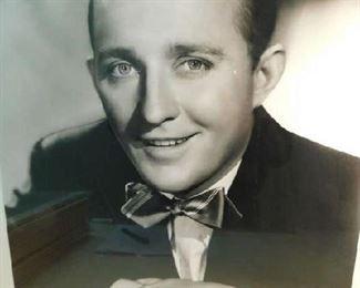 """Bing """"The Crooner"""" Crosby"""