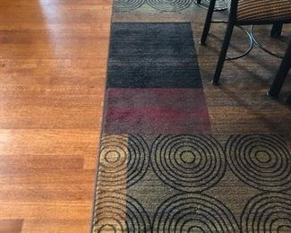 $100 obo Home Dynamix Bazaar Cas HD1626-Brown-Multi 7 ft. 10 in. x 10 ft. 1 in. Area Rug 1-HD1626-552-from Home Depot