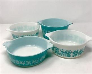 Butter Print Pyrex Casserole Dishes https://ctbids.com/#!/description/share/155547
