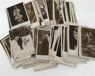 Vintage Movie Postcards https://ctbids.com/#!/description/share/155552