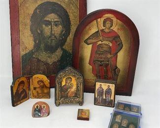 Religious Icons https://ctbids.com/#!/description/share/155762