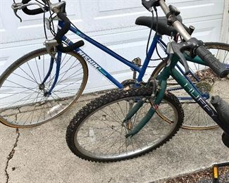 Nishiki and Huffy Bikes   https://ctbids.com/#!/description/share/155657