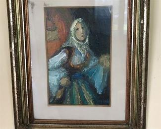 Painting & Fresco by Popovic and Kamenica https://ctbids.com/#!/description/share/160001