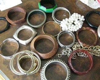 Mid-century jewelry