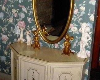 mirror / hallway wall chest