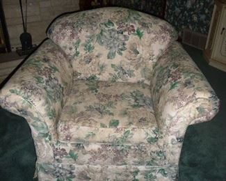 stuffed chair