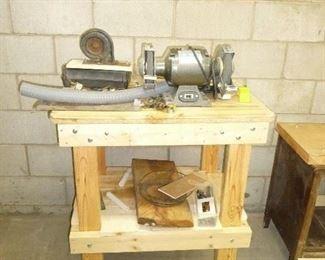 shop grinder