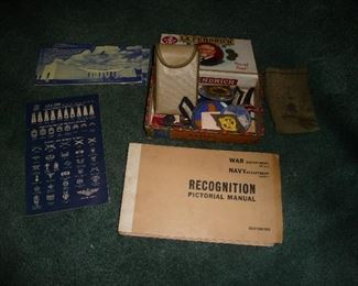 War collectables