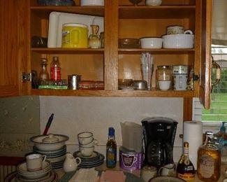 Kitchen is FULL