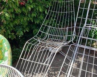 Mid-Century Homecrest patio furniture