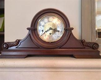 Ridgeway mantle clock