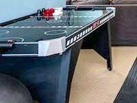 ESPN air hockey