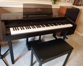 CLAVINOVA PIANO....PRISTINE, PLAYS GREAT
