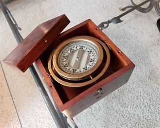 ONE OF MANY NAUTICAL ITEMS