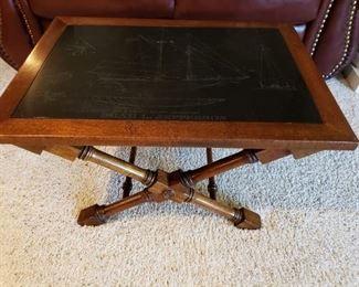 AMAZING NAUTICAL TABLE