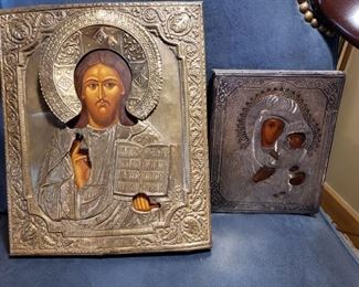 ANTIQUE RUSSIAN ICONS