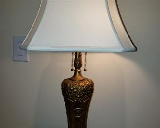 ANTIQUE LAMP...BEAUTY!