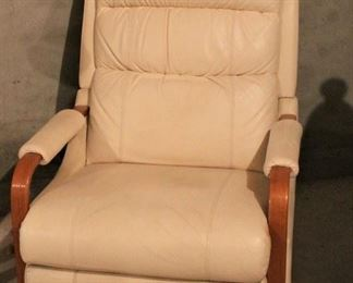 Wonderful leather Recliner lounger!