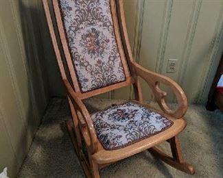 $50   Rocking chair