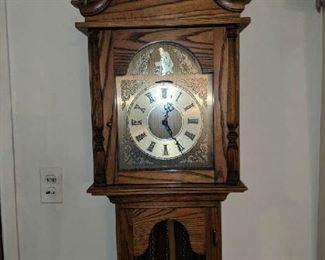 $100  Grandfather clock