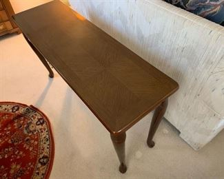 Sofa Table Suggested $15