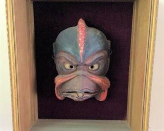 APT009 Framed Ceramic Mask