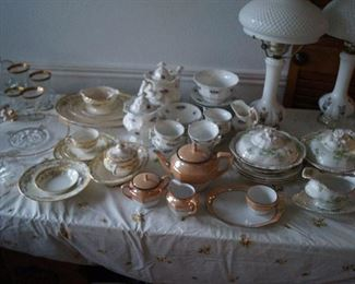 Coffee and tea services