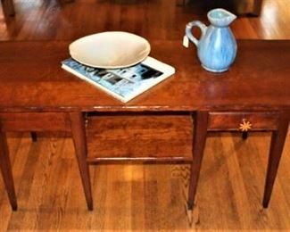 Baker Milling Road two drawer Coffee Table.