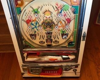 Sanyo Pachinko wall Machine