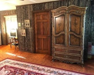 Drexel Heritage bedroom armoire