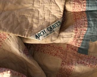 Arch Quilts