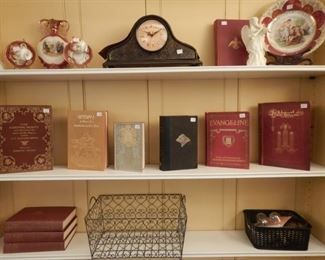 INTERESTING BOOKS AND COLLECTIBLES