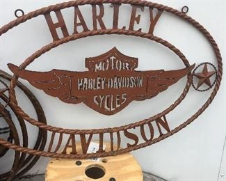 Lots of Harley Signs 1/2 off