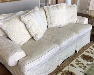 Another Henredon Sofa that matches the other one.