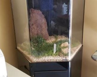 Purity Plus 75 gal. salt water fish tank