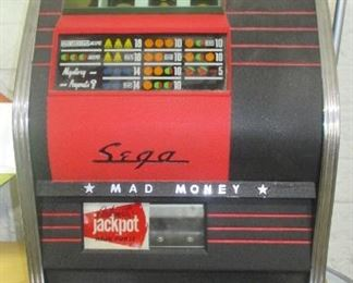 mad money slot machine