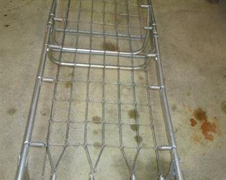 metal cot