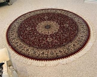 Rug has 2 sides